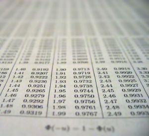 obliczenia statystyczne
